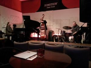 Jeff Lopez and Friends-Somethin' Jazz club